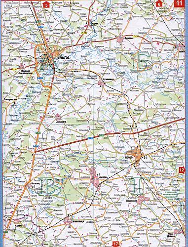 карта киевской области скачать бесплатно - фото 4