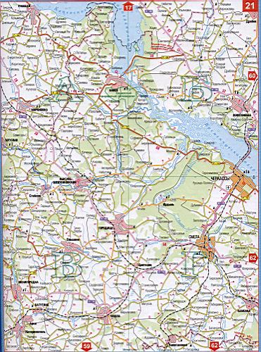 карта киевской области скачать бесплатно - фото 2