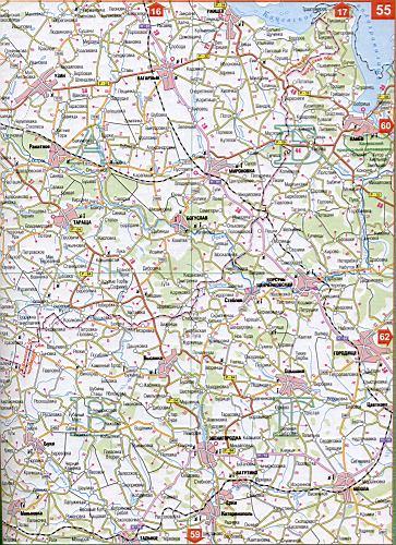 Карта Черкасской области автомобильная. Подробная карта ...: http://map1.com.ua/177236.html